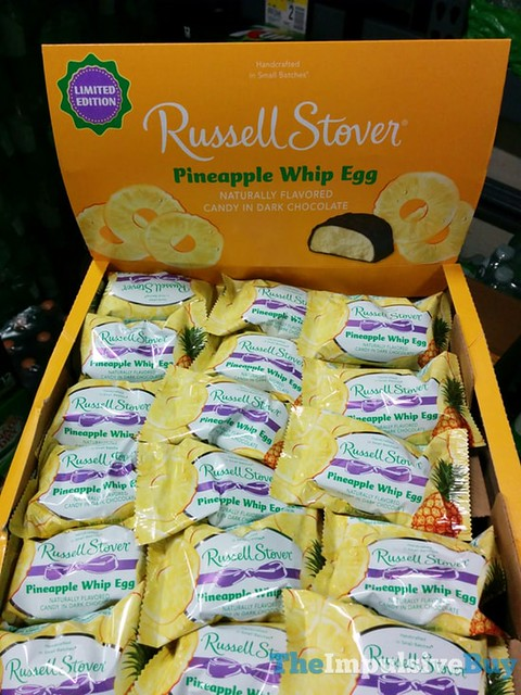 Russell Stover Limited Edition Pineapple Whip Egg