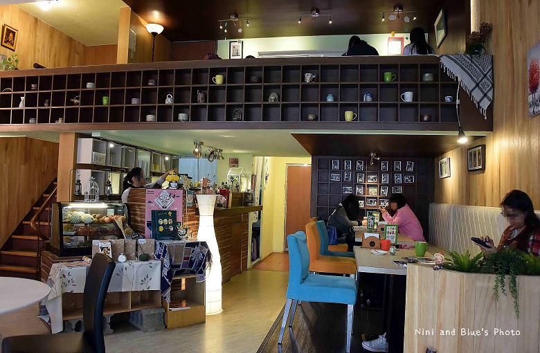 台中科博館早午餐In Cafe 浸在咖啡26