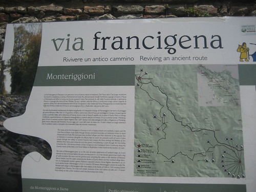 Discovering the routes of pilgrims on the Via Francigena