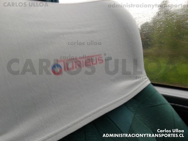 Turibus Internacional - Chiloé - Marcopolo Paradiso 1200 / Scania (BYDV23)