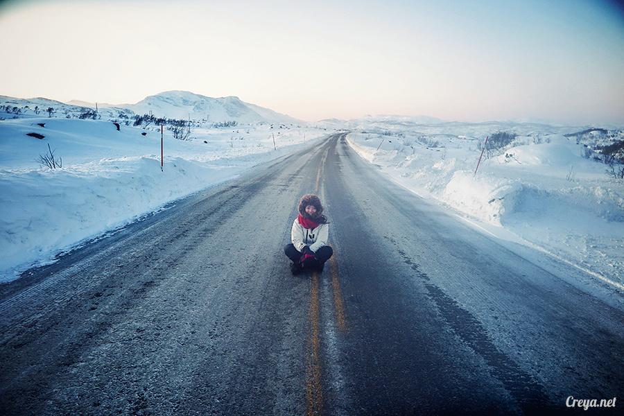 2016.02.23| 看我歐行腿 | 阿呀~一不小心就從瑞典到了挪威, Narvik 小鎮遇見地理課本中的峽灣 17.jpg