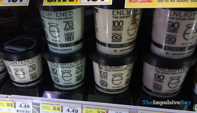 Enlightened Ice Cream Pints