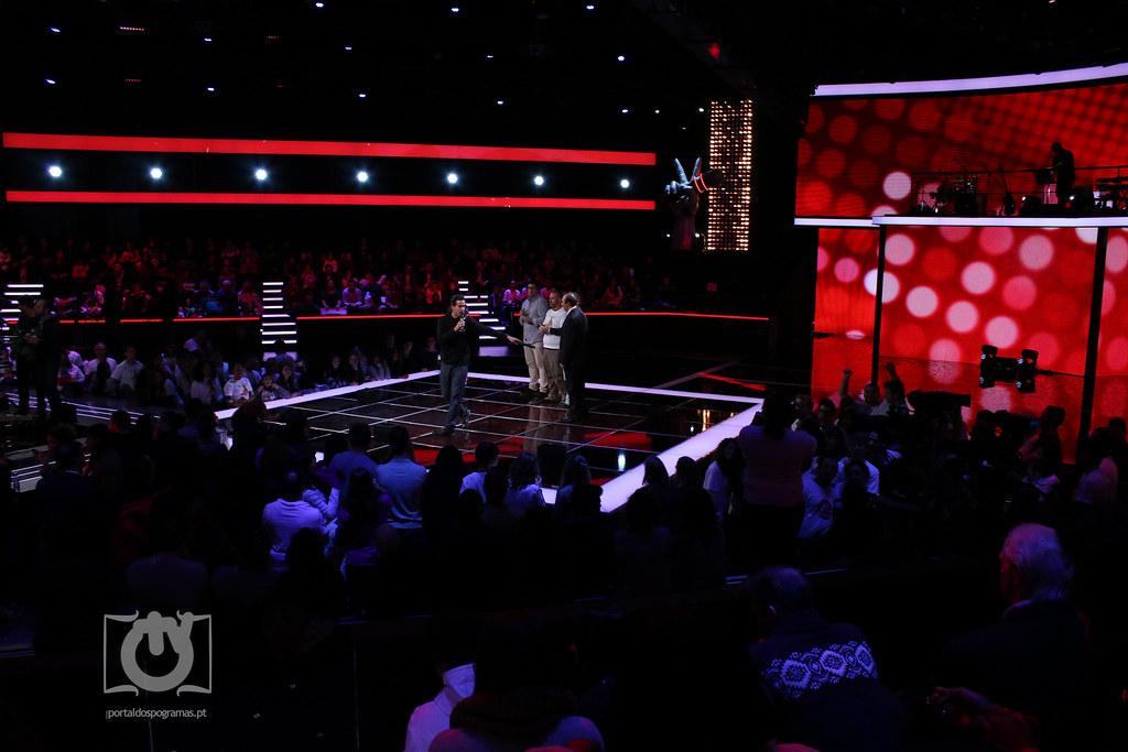 The Voice Portugal - Primeira Gala