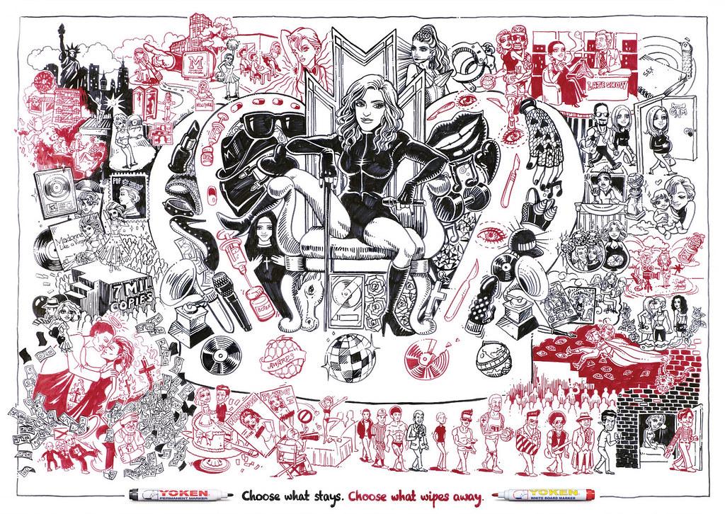 Yoken Marker - Madonna