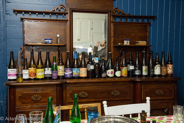 Dead-Soldiers Beer Tasting, Quebec