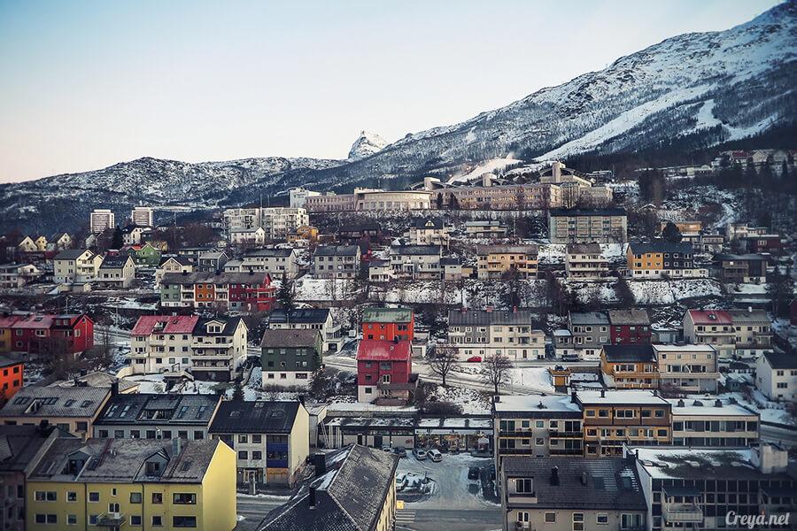 2016.02.23  看我歐行腿   阿呀~一不小心就從瑞典到了挪威, Narvik 小鎮遇見地理課本中的峽灣 30.jpg