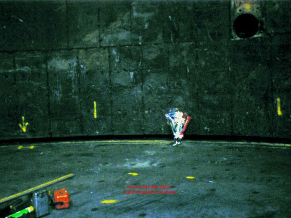 Redcar Blast Furnace Reline 2000