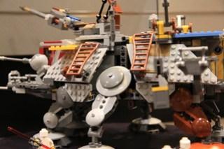 LEGO Star Wars 75157 Captain Rex's AT-TE Walker 8