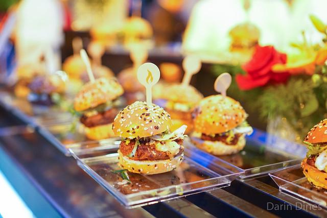 Gordon Ramsay BurGR truffle burger