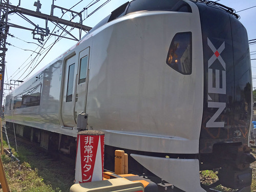 NEX(Narita Express), JR East
