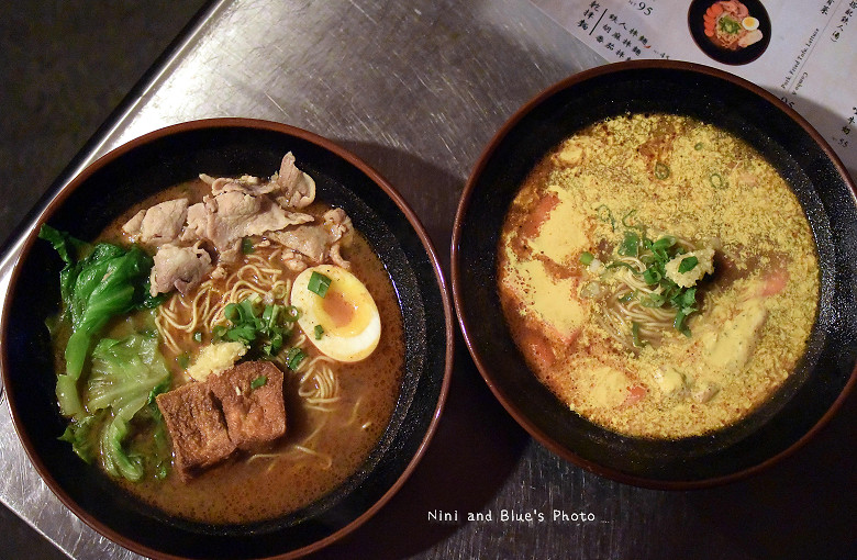 台中拉麵一中街鐵人麵倉美食小吃11