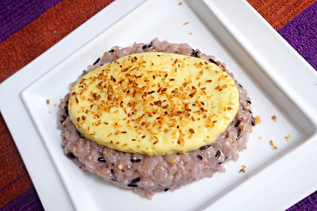 Black Rice Pudding -edit