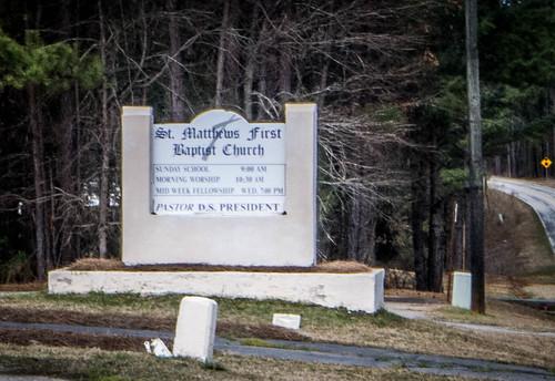 Saint Matthews First Baptist