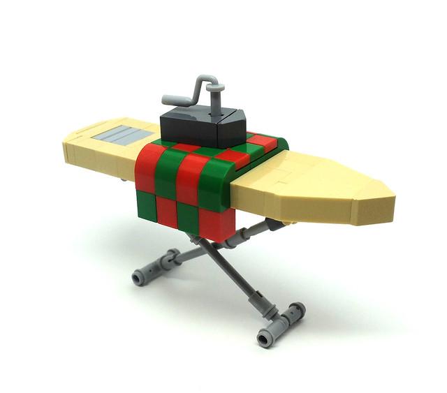 LEGO Iron Builder - I am an Iron Builder