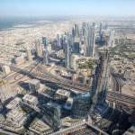 Burj Khalifa A Bird's Eye View of Dubai