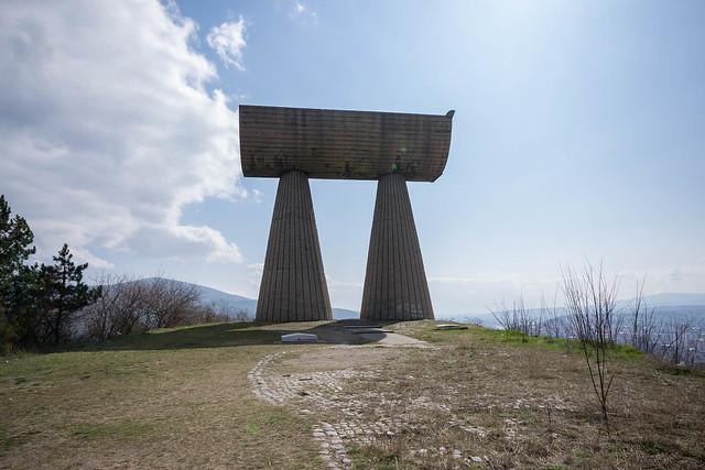 Mitrovica Miners Monument