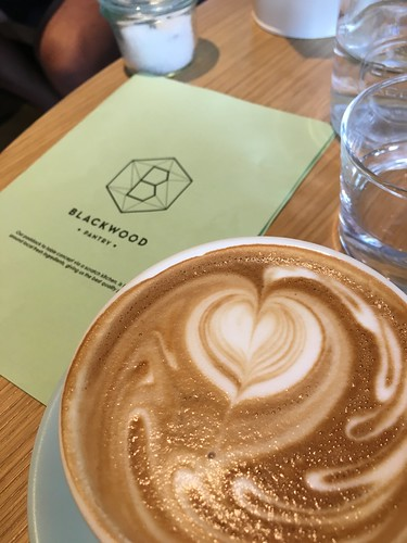 Blackwood Pantry, Cronulla. Flat White