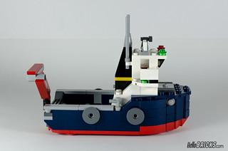 REVIEW LEGO Creator 31045 Ocean Explorer 12
