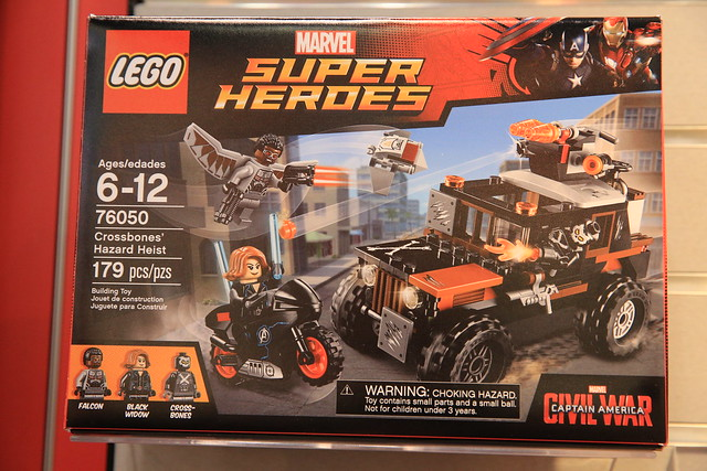 LEGO Marvel 2016 76050 Crossbones' Hazard Heist 1