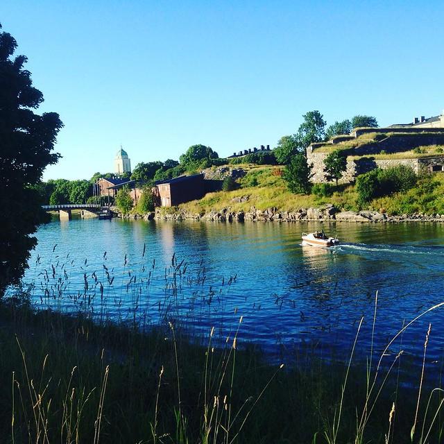 #igtravelthursday #summermemory #talveenkyllästynyt #suomenlinna