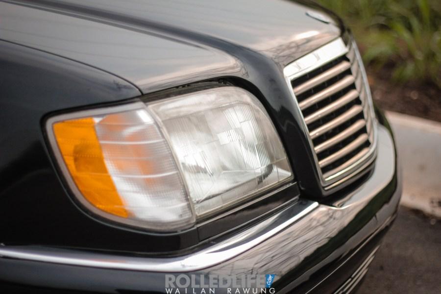 Mercedes Benz W140 S Class-23