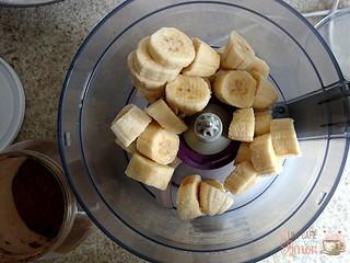 Receita de Sorvete Caseiro de Banana e Cacau