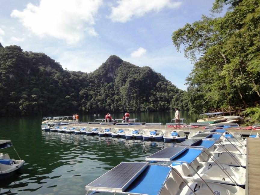 Tasik Dayang Bunting, Langkawi