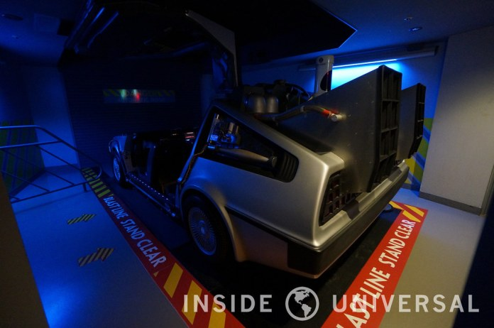 Back to the Future to close at Universal Studios Japan