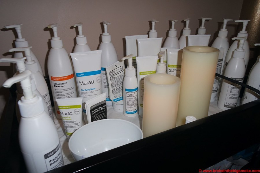 Spa London Products