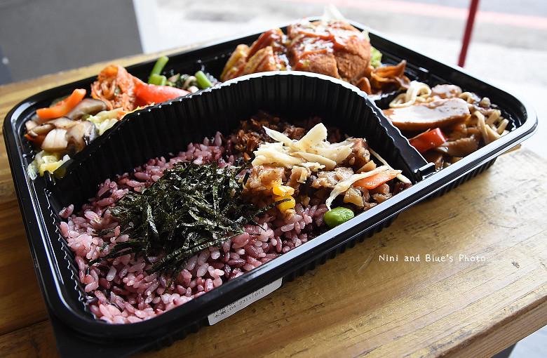 素食便當本東蔬食便當餐盒12