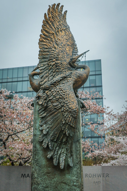 Memorial to Japanese-American Patriotism in World War II
