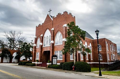 Barnwell Methodist Church