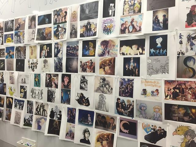Square Enix, Final Fantasy XV evento, Final Fantasy XV data uscita, Final Fantasy XV fan, Final Fantasy XV tokio, Final Fantasy XV artwork, Final Fantasy XV allgamesdelta, SQUARE-ENIX INVITA I FAN NEGLI STUDI DI FINAL FANTASY XV