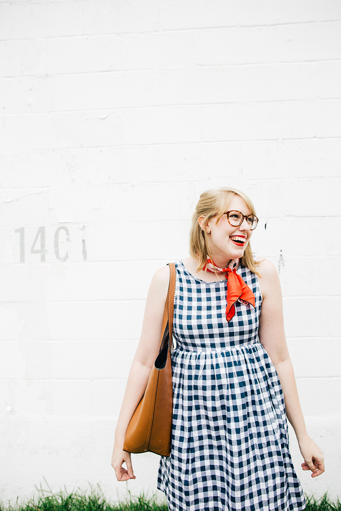 gingham-dress-silk-scarf3