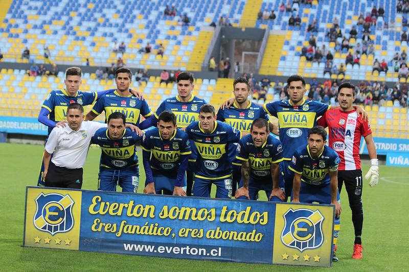 Everton 0-2 La Serena
