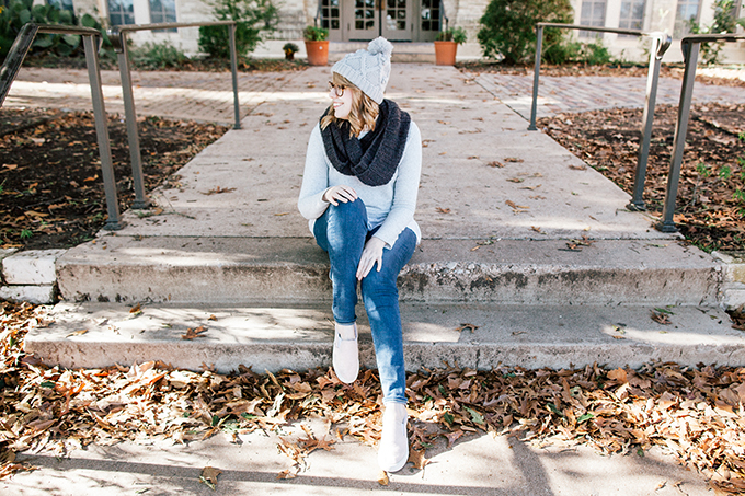 peplum sweater knit beanie2