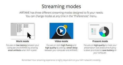 Streaming ภาพได้ 3 แบบ (สำหรับเครื่องคอมพิวเตอร์)