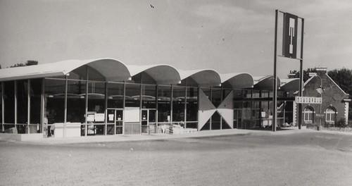 Columbia City Tradewell, c1960