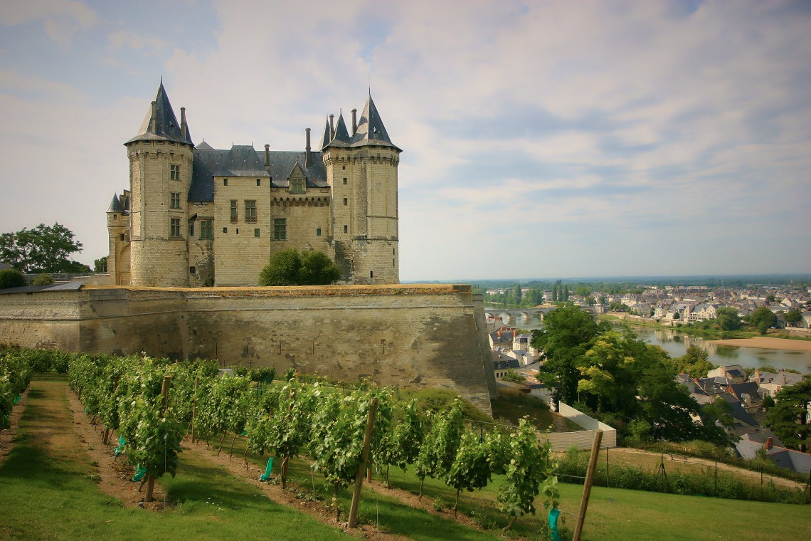 UNESCO World Heritage Sights Châteaux of the Loire Valley