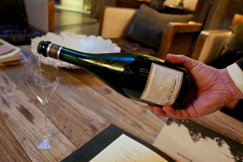 L. Aubry Fils Champagne Aubry de Humbert 1er Cru, 2007, France