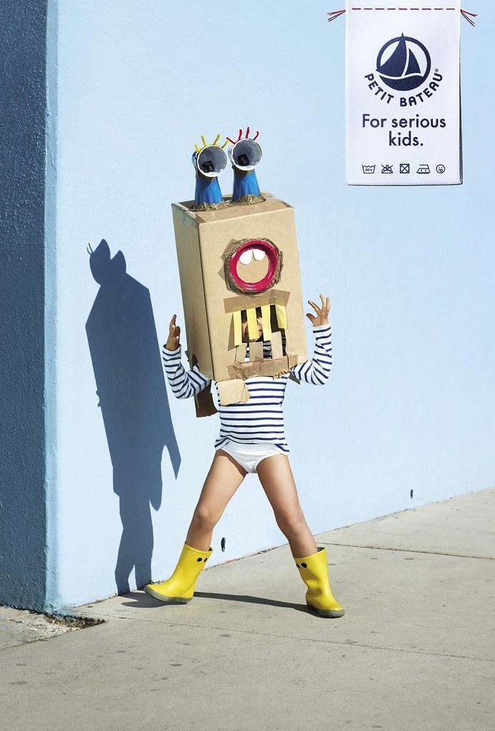 Petit Bateau - For Serious Kids 2
