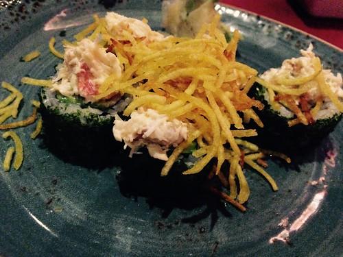 Banzai Sushi, Recoletos. Madrid