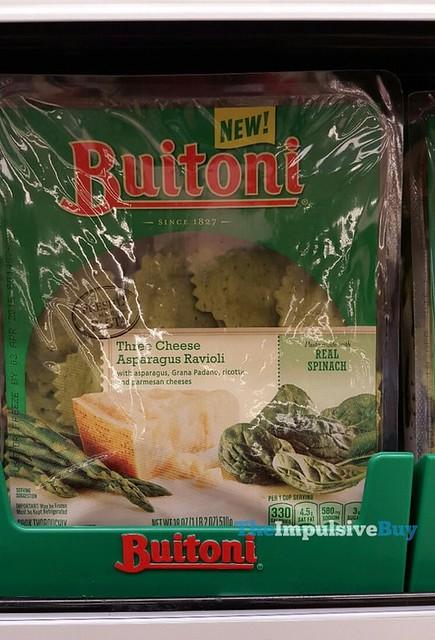 Buitoni Three Cheese Asparagus Ravioli