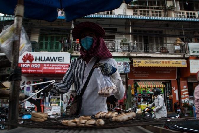 Phnom Penh Bananas