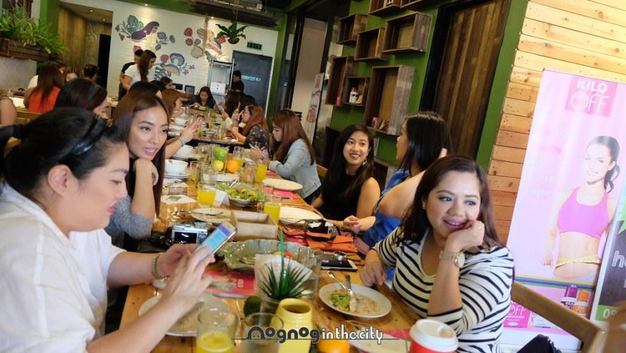 bloggers at kilo off