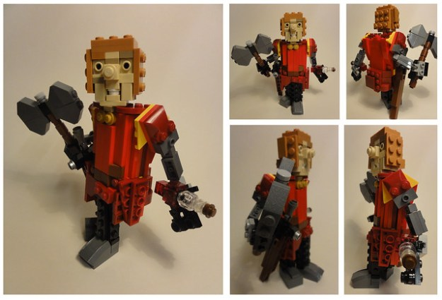 LEGO Tyrion Lannister