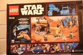 LEGO Star Wars 75148 Encounter on Jakku 2