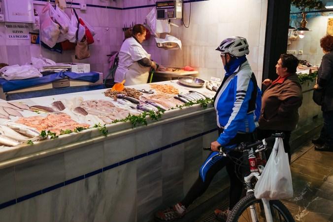 Granada: Mercado San Agustin