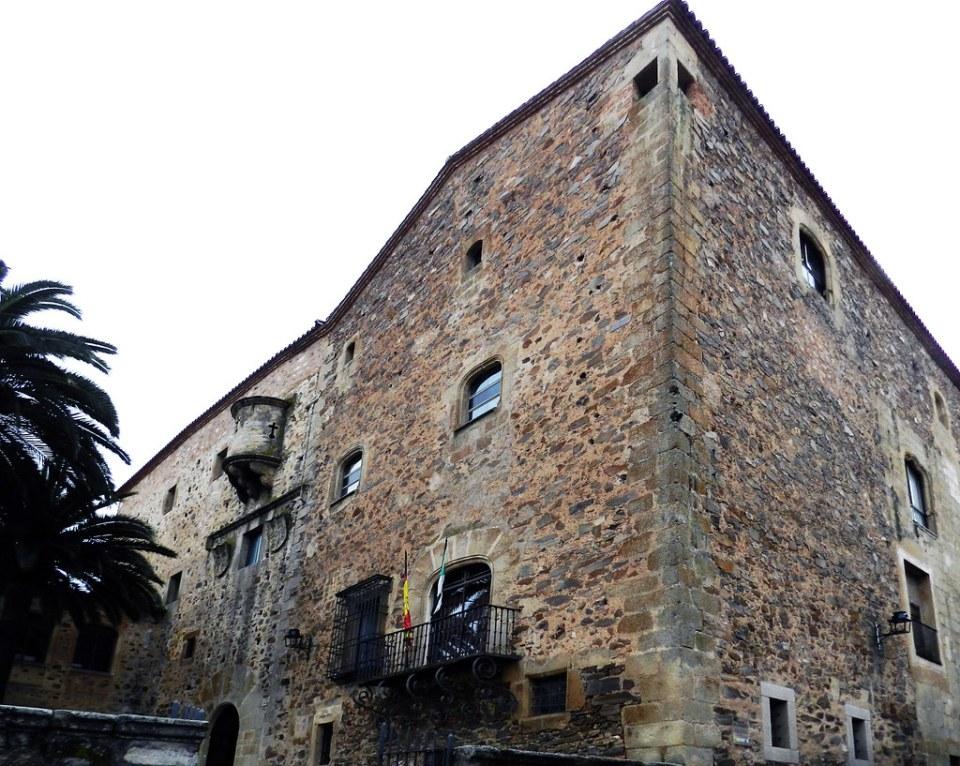 Palacio de la Generala Caceres