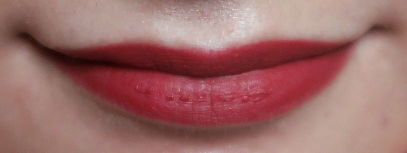 NARS Velvet Matte Lip Pencil in Cruella 20160329_213603